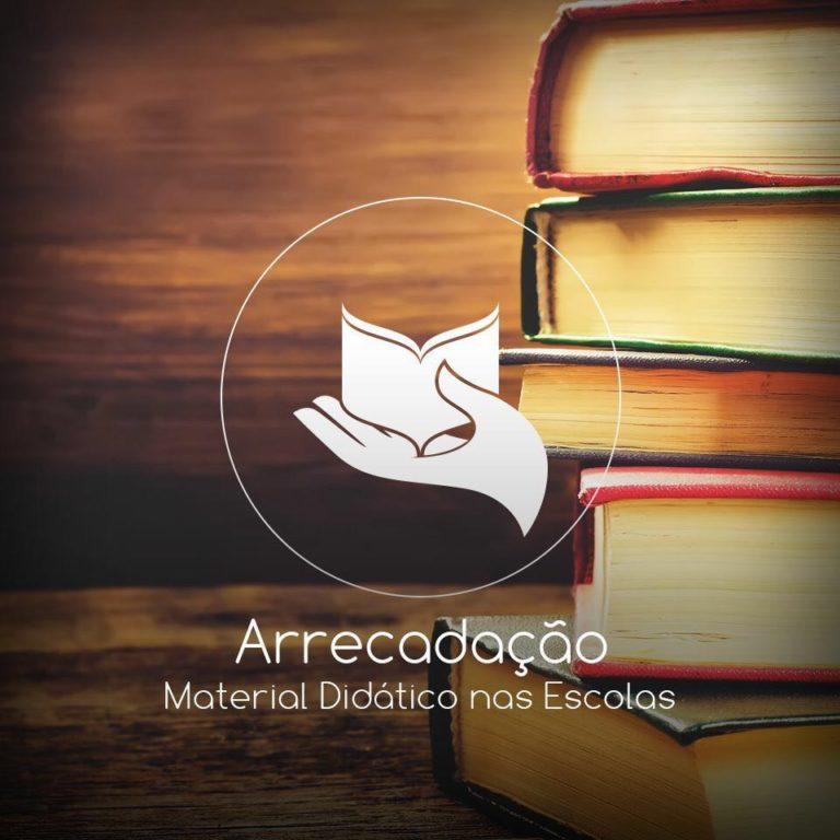 Escolas do DeRose Method arrecadam material escolar no Rio