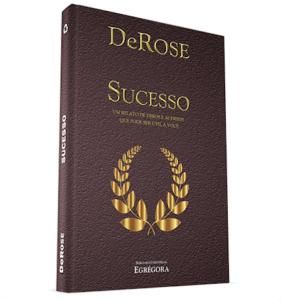 """Resumo do livro """"Sucesso"""" do Prof. DeRose"""