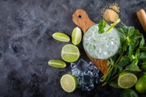 Receita de Mojito sem álcool