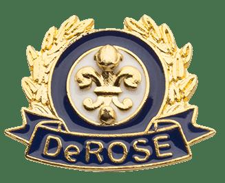 Distintivo de professor do DeROSE Method