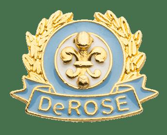 Distintivo de instrutor do DeROSE Method